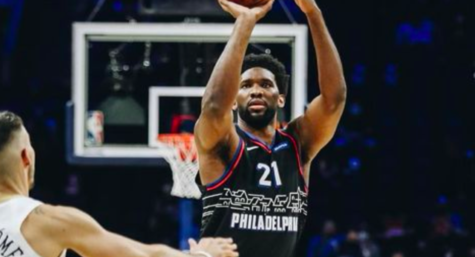 Joel Embiid's Girlfriend, His Son, And His MVP-Type Season: ESPN's Cover Story Features Sixers Center