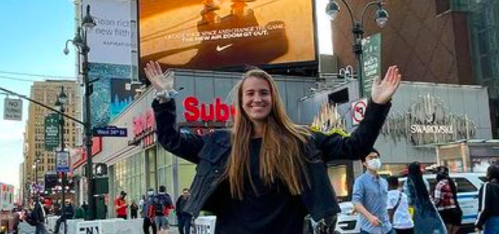 Sabrina Ionescu Sinks Game-Winning 3 For New York Liberty In Season Opener