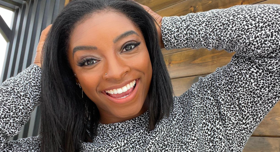 Watch This: Simone Biles Lands Epic Move That Reportedly Hasn't Been Done By Women In Competition Before