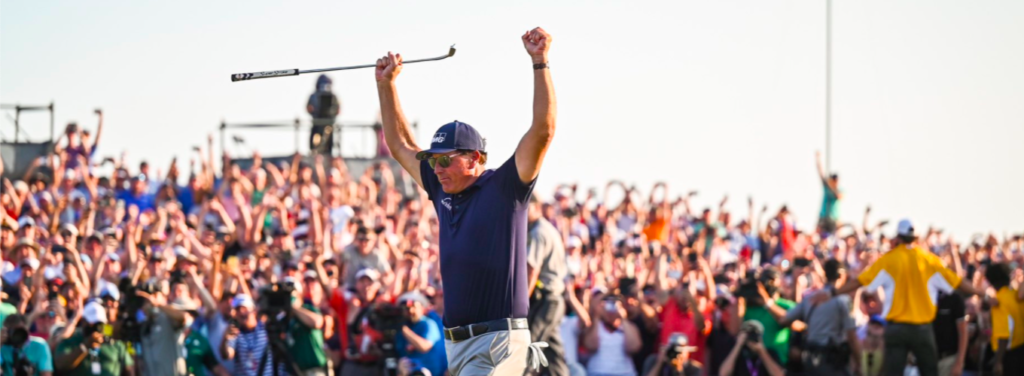 Phil Mickelson Wins PGA Championship In Historic Fashion. Here's How Tiger Woods, Tom Brady, And Jack Nicklaus Congratulated Phil.