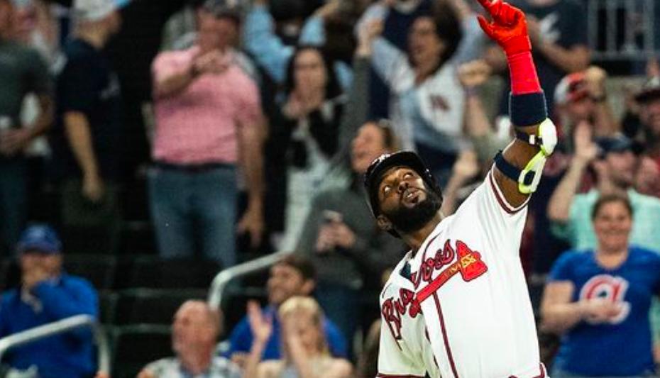 Atlanta Braves' Manager Brian Snitker Gives Update On Silver Slugger Marcell Ozuna's Hand After Slide Collision