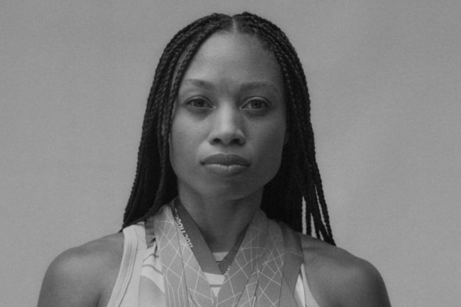 Allyson Felix, 35, Announces the Launch of Her Amazing New Lifestyle Brand, Saysh