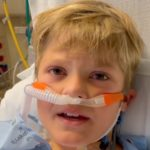 Greg Olsen Shares Touching Video of 8-Year-Old Son Just Days After Receiving a Heart Transplant