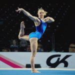 Veteran Olympian Simone Biles Reminds Fellow Gymnast, Jade Carey to 'Have Fun' in the Midst of Pressure