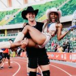 Hunter Woodhall and Tara Davis, an Amazing Paralympic/ Olympic Couple, are Headed to the Tokyo Games