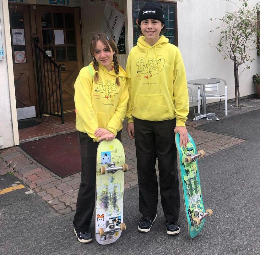 Meet Brighton Zeuner, the Incredible 16-Year-Old Olympian Skater
