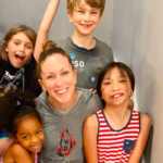 Olympic Gold Medalist Diver Laura Wilkinson, Mother Of 4, Diving Again After 9-Year Retirement