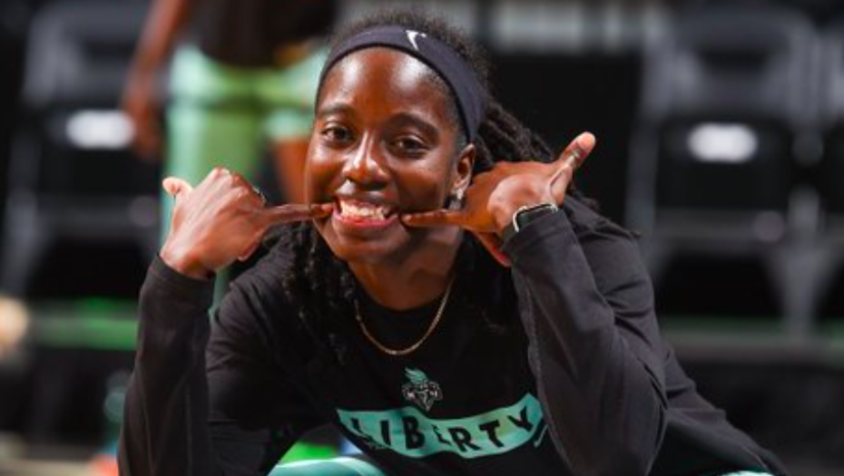 WNBA Twitter Goes Off After This Highlight Clip Was Posted