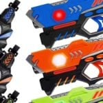 The Best Laser Tag Set to Get You Through Those Rainy Summer Days