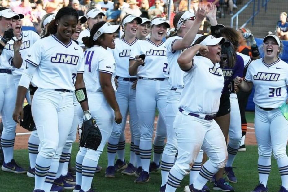 James Madison Shocks First-Ranked Oklahoma In Softball College World Series, Then Stuns Oklahoma State To Advance To Semifinals