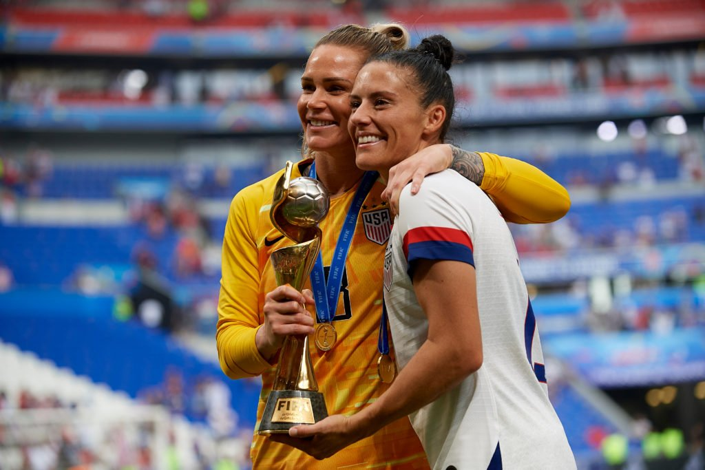 Veteran Olympians Ashlyn Harris and Ali Krieger Are 'Disappointed' to Not Be on the Roster