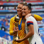 Veteran Olympians Ashlyn Harris, 35, and Ali Krieger, 36, are Upset to not be on This Year's Olympic Team