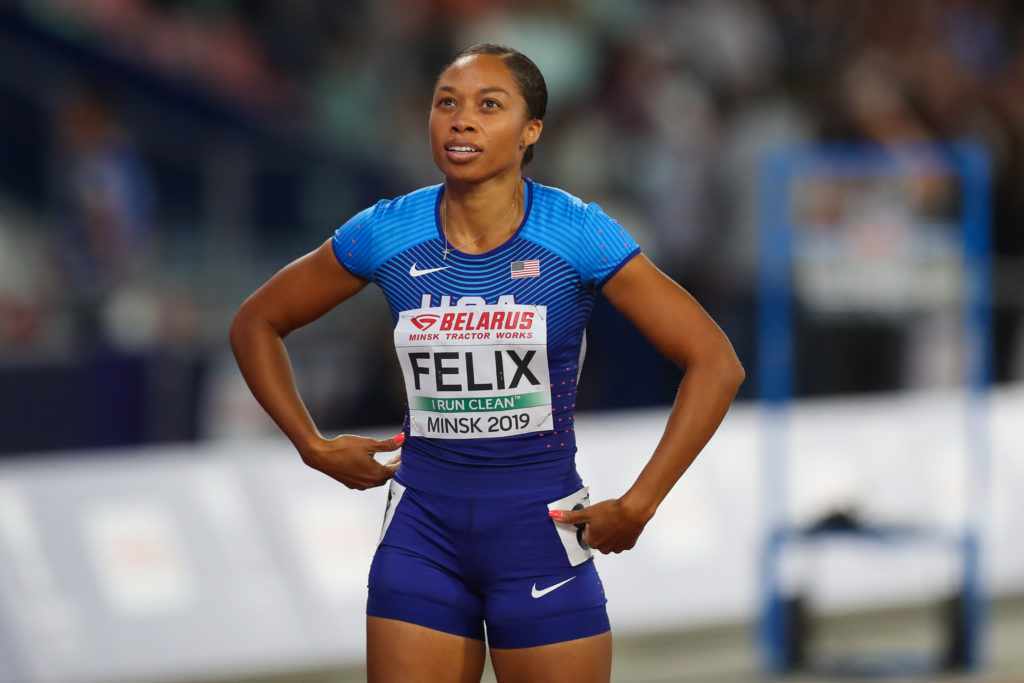 35-Year-Old Olympic Champion, Allyson Felix, Qualifies for Her Fifth Olympic Games, First as a Mom – Thirty-five-year-old Olympic champion, Allyson Felix, qualified for her fifth Olympic game.
