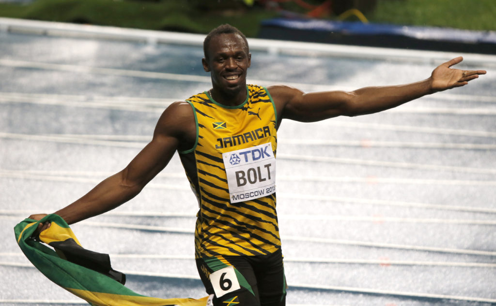 Usain Bolt Uses Father's Day to Announce Birth of Twin Sons and Their Amazing Names