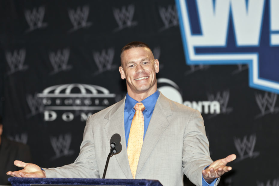 John Cena, 44, Happily Says His WWE Career is Not Over Yet: 'I Haven't Had My Last Match'
