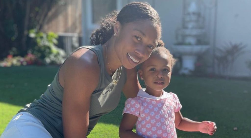 Allyson Felix Is 1 Olympic Medal Away From Massive Feat As She Competes in First Olympics as a Mom