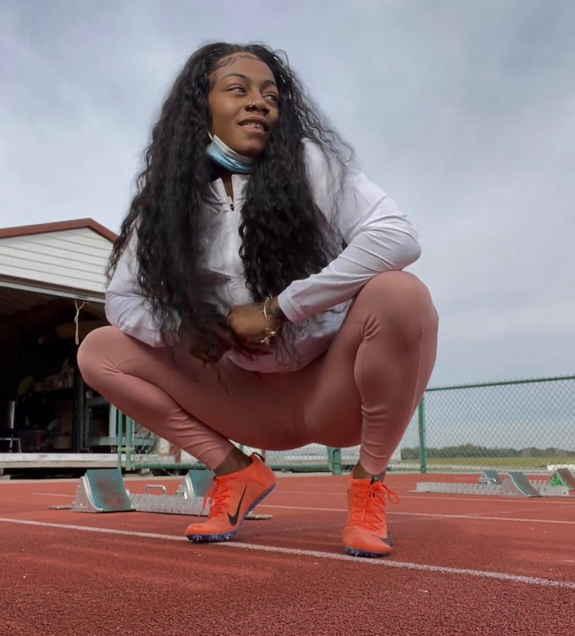 21-Year-Old Sha'Carri Richardson Has Been Banned From Participating in the Olympics Following Positive Drug Test