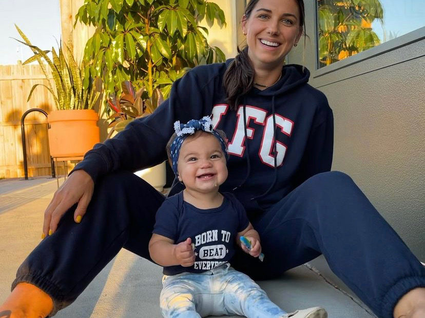 Alex Morgan Will Miss Her Daughter 'So Much This Month' as She Prepares for the 2020 Tokyo Games