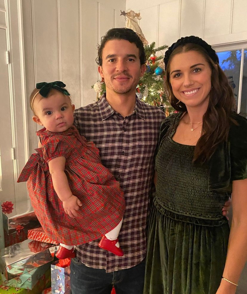 Alex Morgan Will Miss Her Daughter 'So Much This Month' as She Leaves for the 2020 Tokyo Games