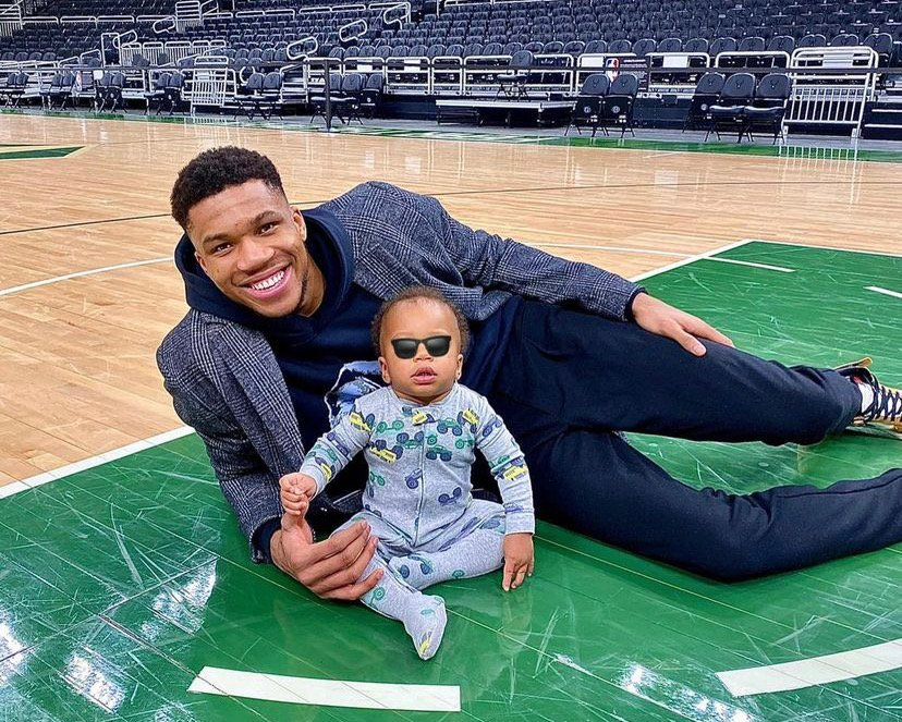 Giannis is a 2x MVP Player - See His Amazing Reaction!
