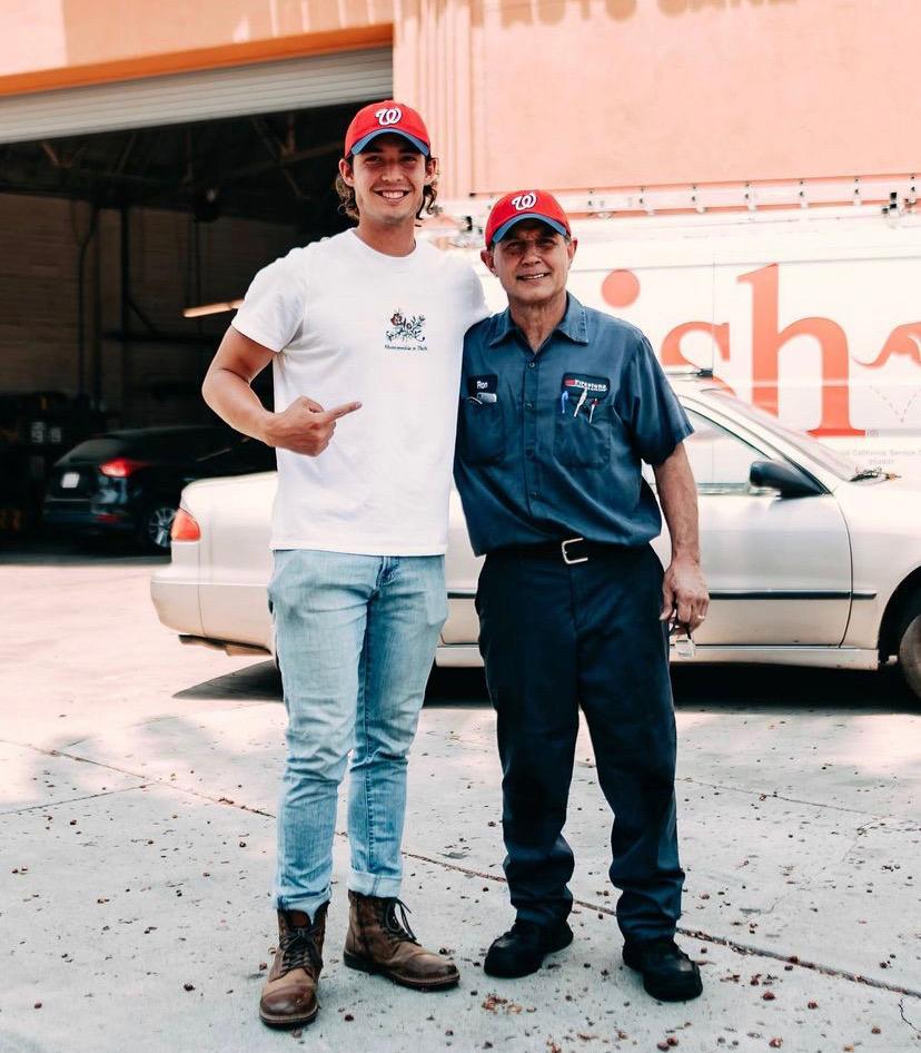 Washington National's Rookie, RobertAnthony Cruz, Shares Heartwarming Video of His Surprised Dad