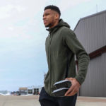 Giannis Antetokounmpo is a 2x MVP Player and NBA Champion—See His Amazing Reaction!