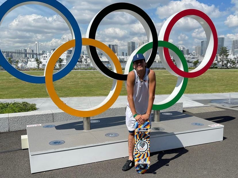 See Jagger Eaton's Heartwarming Response to Winning 1st Ever Skateboarding Medal - He Called His Dad