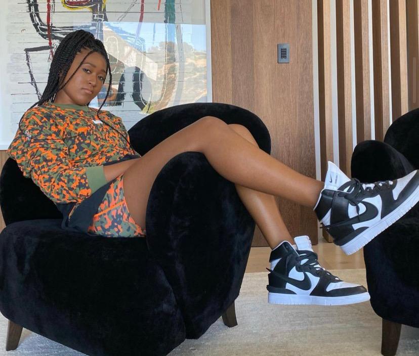Naomi Osaka, 23, Says Super Bowl Star Tom Brady Inspires Her