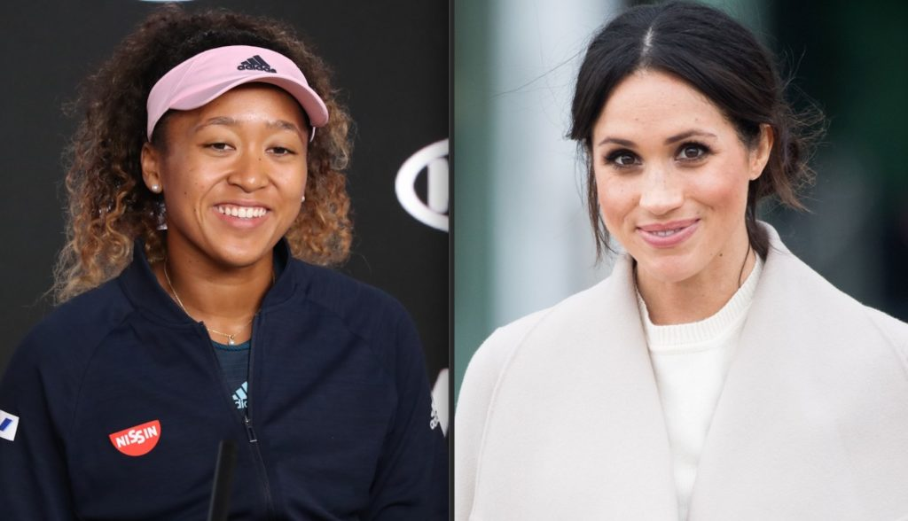 Meghan Markle Lends Support to 24-Year-Old Tennis Player Naomi Osaka Following Mental Health Struggles