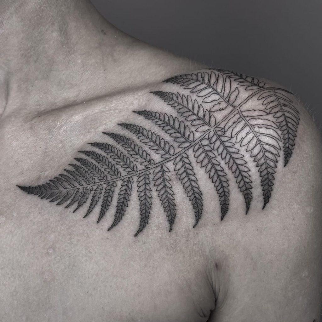 35 Chest Tattoos for Men