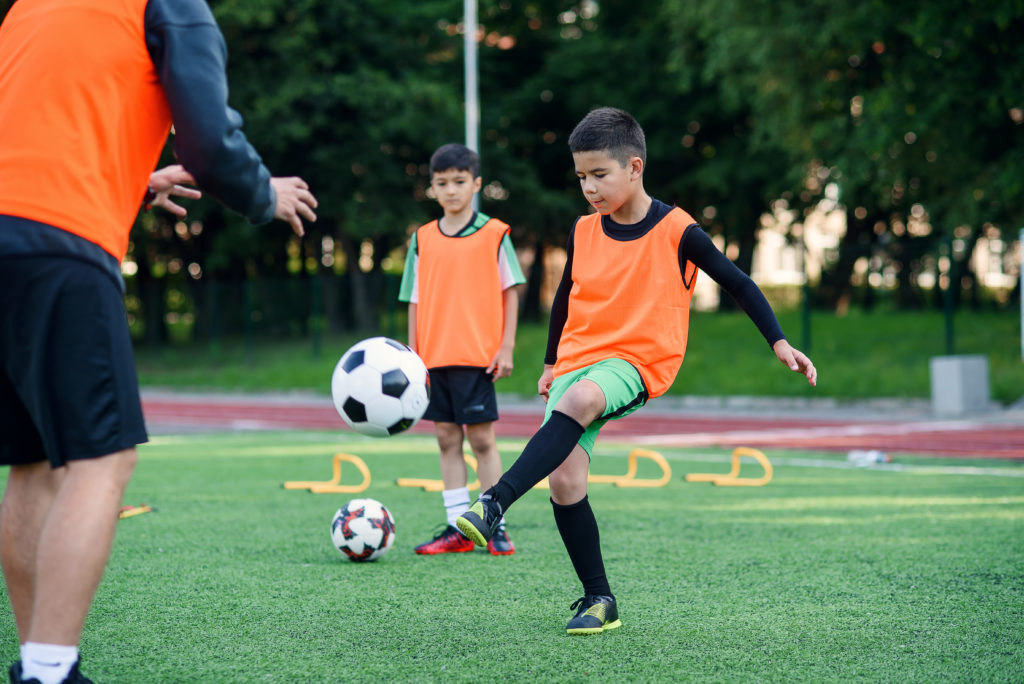Should I Take Away Soccer If My Son Isn't Doing Well In School?