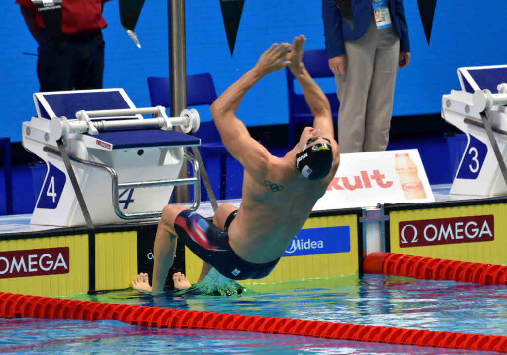 Olympic Swimmer Ryan Murphy Thinks the 2020 Tokyo Games Aren't 'Clean', But Congratulates His Opponent