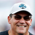 Coach Ron Rivera Is 'Beyond Frustrated' About His Team's Shockingly Low Vaccination Rates