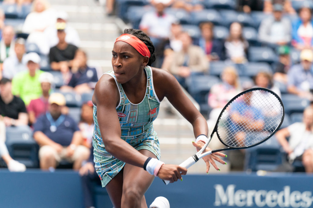 Coco Gauff Was Forced to Withdraw From the Tokyo Games Following a Positive COVID-19 Test Result