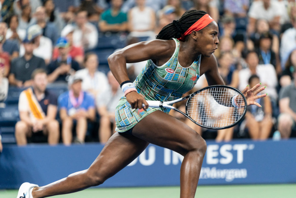 Coco Gauff tests positive for covid, withdraws from Olympics