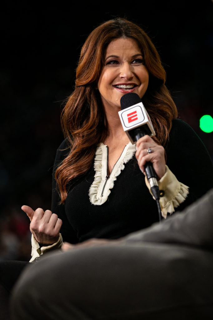47-Year-Old Rachel Nichols Apologizes to Fellow ESPN Host Maria Taylor for Controversial Comments