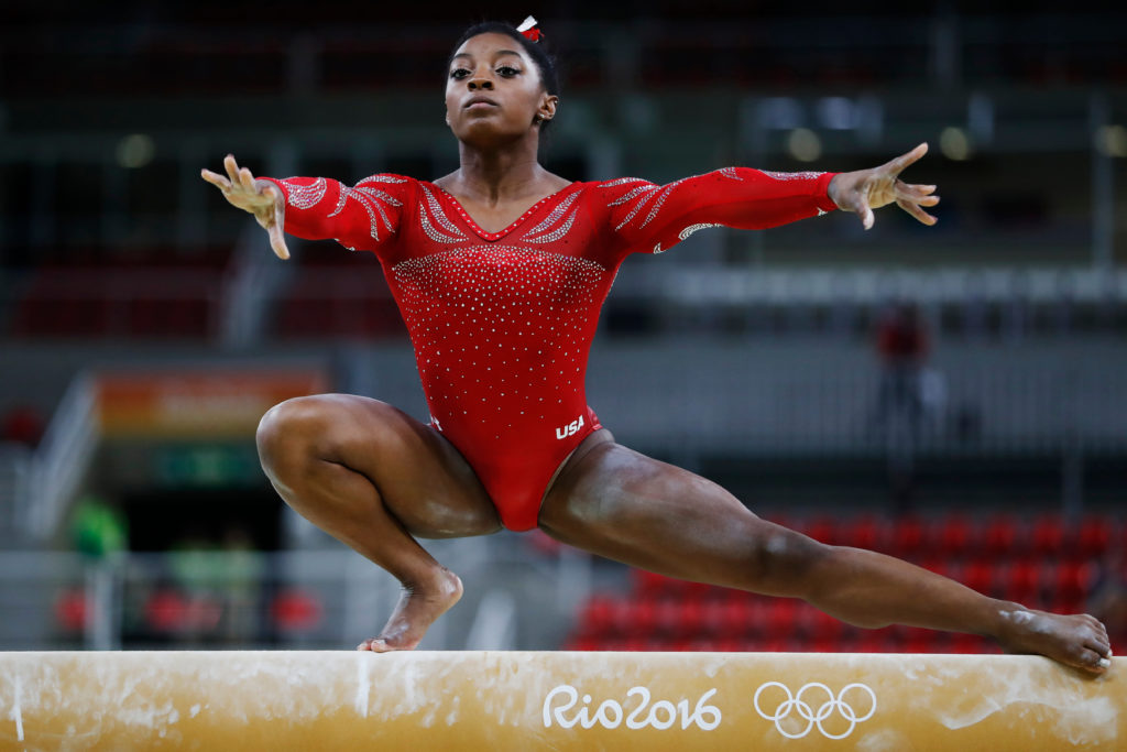 Simone Biles Opens Up About Her Difficult Upbringing in Foster Care and More – The young gymnast shared about her challenges with foster care after she and her siblings were placed into the system.