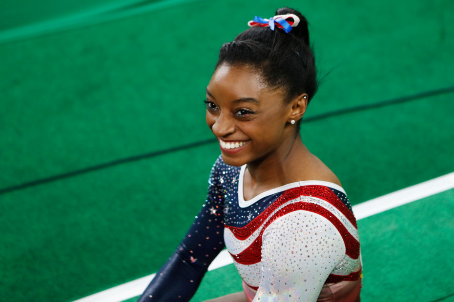 Olympic Athletes Simone Biles and Fellow USA 2020 Gymnasts Aren't Confined to the Olympian Village