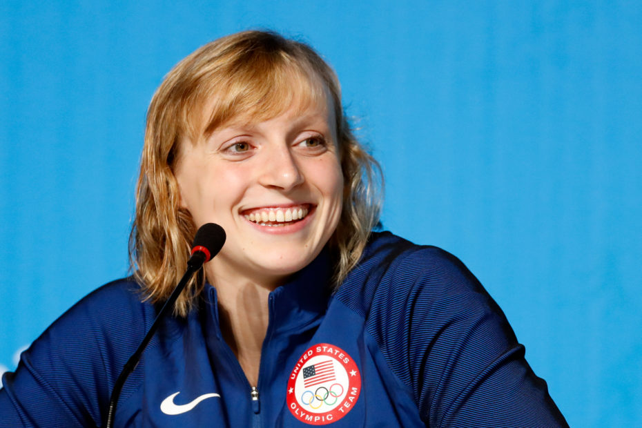 Katie Ledecky, 24, Says Her Strive For Greatness is a 'Blessing and a Curse'