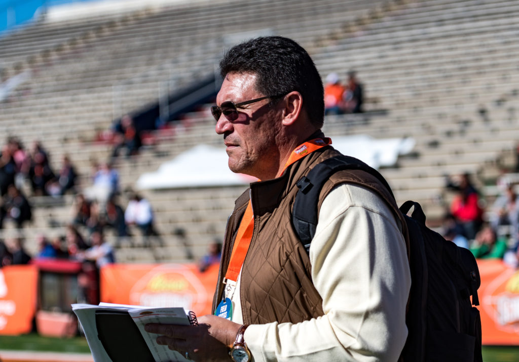 Coach Ron Rivera Is 'Beyond Frustrated' About His Team's Shockingly Low Vaccination Rates – Ron Rivera has not been discreet about the disappointment he is feeling due to the Washington Football Team's surprisingly low COVID-19 vaccination rates.