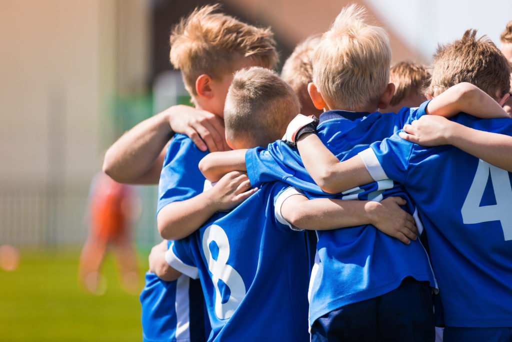 How Can You Get Kids To Hustle In Sports?