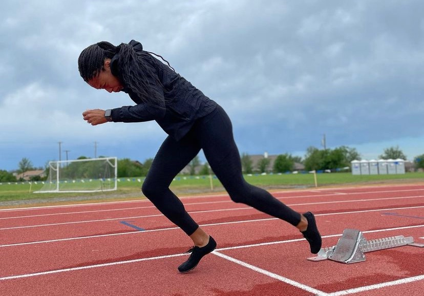 Allyson Felix, 35, is Tied With Carl Lewis for the Most Decorated U.S. Track and Field Star