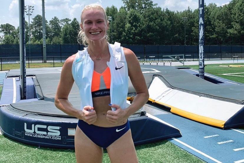 Katie Nageotte is the 3rd Ever American Woman to Win Gold in Pole Vault Competition
