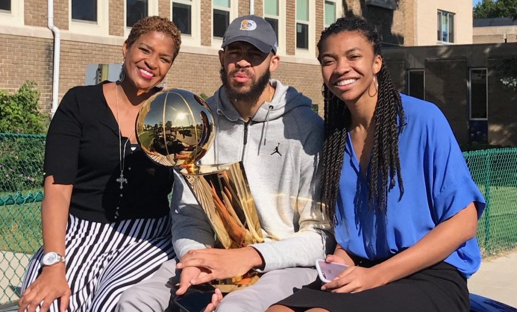 JaVale and Pamela McGee Make History as 1st Ever Mother-Son Olympic Duo to Win Gold