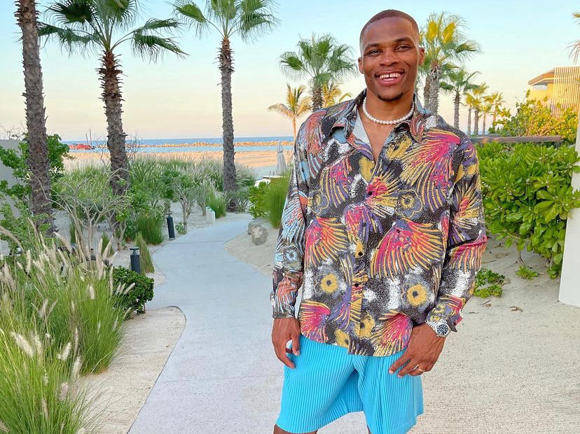 Russell Westbrook, 32, States That Kobe Bryant's Memory is Alive Every Time He Wears a Lakers Jersey