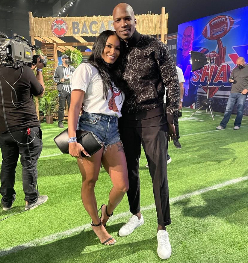 Sharelle Rosado Announces Exciting News: She and Former Wide Reciever Chad Johnson Are Having a Baby – Sharelle Rosado and her ex-NFL star partner, Chad Johnson, once commonly referred to as Chad Ochocinco, have just made an exciting announcement.