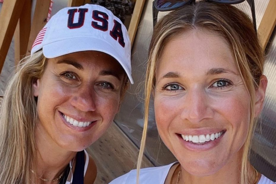 U.S Brings Home Gold in Women's Beach Volleyball for the First Time Since 2012