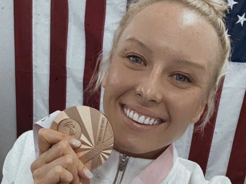 Paralympic Swimmer Jessica Long is Over the Moon About Winning Gold in 200m Medley