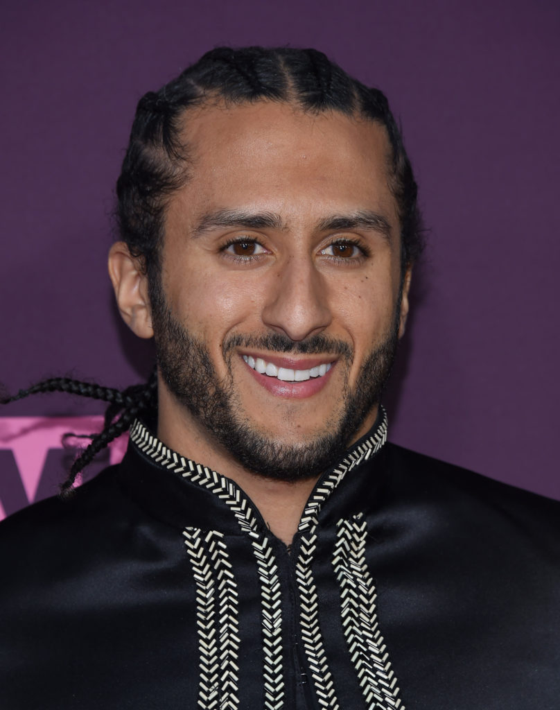 33-Year-Old Colin Kaepernick's Debut Netflix Biographical Series is Kicking Off at the End of October