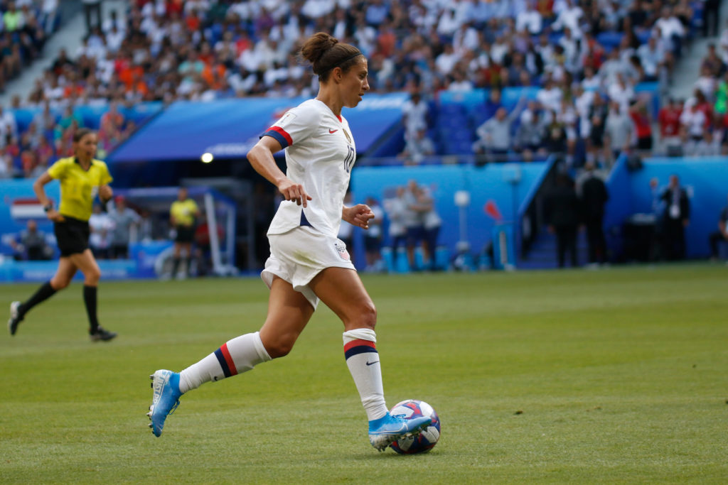USWNT Legendary Player Carli Lloyd Announces Retirement After 12 Year Professional Playing Career